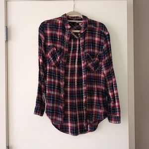 Red flannel!